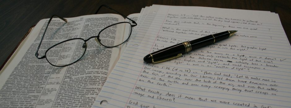 Adult and Youth Bible Study