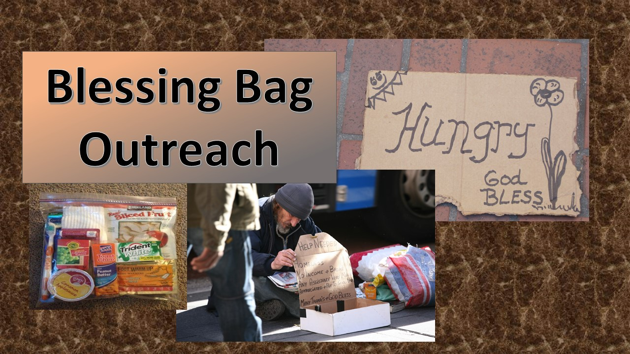 Blessing Bag Outreach Ministry