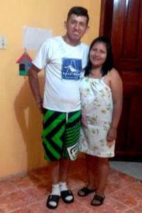 Daniel & Ceci (house parents)